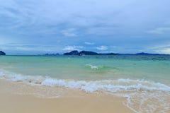 Beautyful ocean Royalty Free Stock Photo