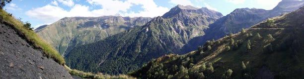 Beautyful Pirenei fotografie stock
