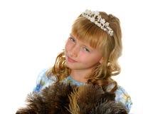Beautyful princess Stock Photo