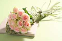Beautyful roses bouquet Royalty Free Stock Photography