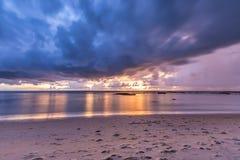 Beautyful Sunset Stock Image