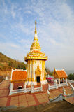 Beautyful Thai temple Royalty Free Stock Photography