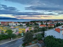 View from the balcony Royalty Free Stock Photography