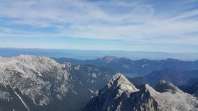 Beautyfull view. View from triglav Stock Images