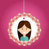 Beautyfull woman Royalty Free Stock Image