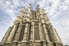 Beauvais (Picardie) - καθεδρικός ναός στοκ εικόνες με δικαίωμα ελεύθερης χρήσης