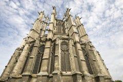 Beauvais (Picardie) - domkyrka Royaltyfria Bilder