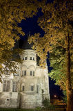 Beauvais (Picardie) by night Royalty Free Stock Photo