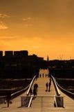 beauvoir мост de simone стоковые фотографии rf