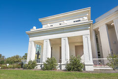 Beauvoir. The Jefferson Davis Museum located at Beauvoir in Biloxi, Mississippi Stock Image