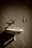 Beaux-arts d'un bassin Photographie stock libre de droits