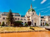 Beaux-arts de Sarajevo photos stock
