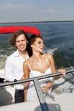 Beaux beaux couples de mode Image libre de droits