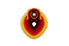 Beaux bijoux de concepteur faits main images libres de droits