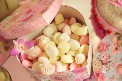 Beaux bonbons colorés Photo libre de droits