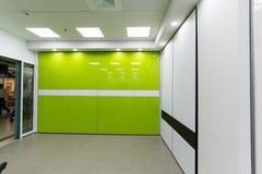 Beaux cabinets de porte coulissante Images stock