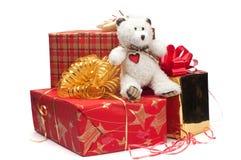 Beaux cadeaux photographie stock