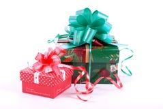 beaux cadres de cadeau Image stock