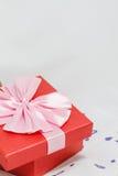 beaux cadres de cadeau Photographie stock libre de droits