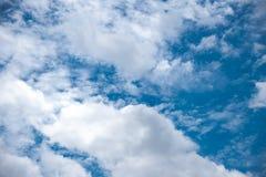 Beaux ciel et nuage Photos libres de droits