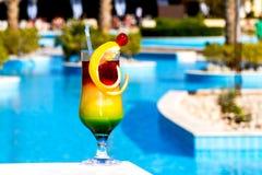 Beaux cocktails Photo stock