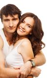 Beaux couples Photos libres de droits