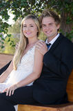 Beaux couples Image libre de droits