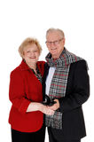 Beaux couples aînés Photos libres de droits