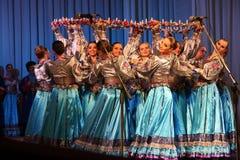 Beaux danseurs Photo libre de droits