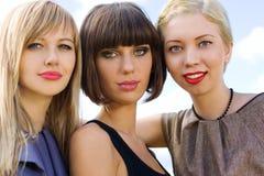 Beaux femmes photographie stock libre de droits