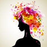 Beaux femmes Images libres de droits