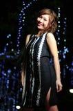 beaux jeunes asiatiques de femme Image libre de droits