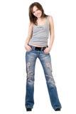 beaux jeunes de femme Photographie stock libre de droits