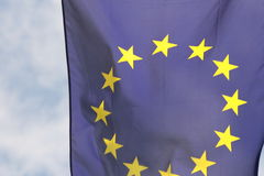 Beaux jours pour l'Europe Image stock