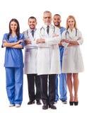 Beaux médecins Image libre de droits