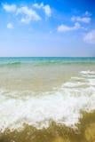 Beaux mer et ciel photos stock