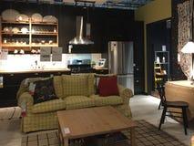 Beaux meubles à vendre au magasin IKEA Texas America photo libre de droits