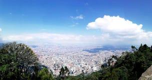 Beaux paysage et vue de la ville image libre de droits