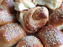 Beaux petits pains photos stock