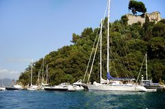 Portofino, Italie Photos stock