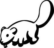 beaver ilustracja wektor