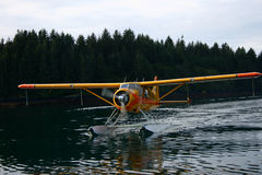Beaver airplane Stock Photos