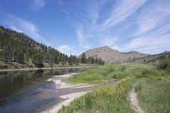 Beaver Creek Montana Royalty Free Stock Image