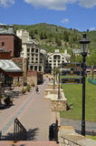 Beaver Creek Street Royalty Free Stock Photos