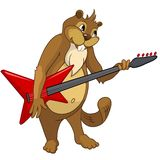 Beaver CREES Stock Images