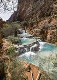 Beaver Falls, Supai, AZ stock photos