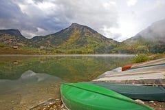 Beaver Lake, Colorado Stock Images