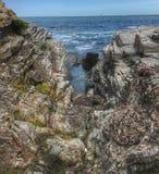 Beavertail delstatspark Royaltyfri Fotografi
