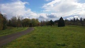 beaverton的公园或者 免版税库存照片