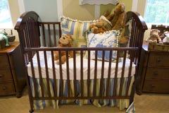 Bebé 2441 del dormitorio Fotografía de archivo libre de regalías